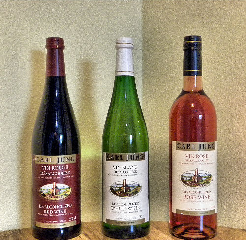Non Alcoholic Premium Blended Wines