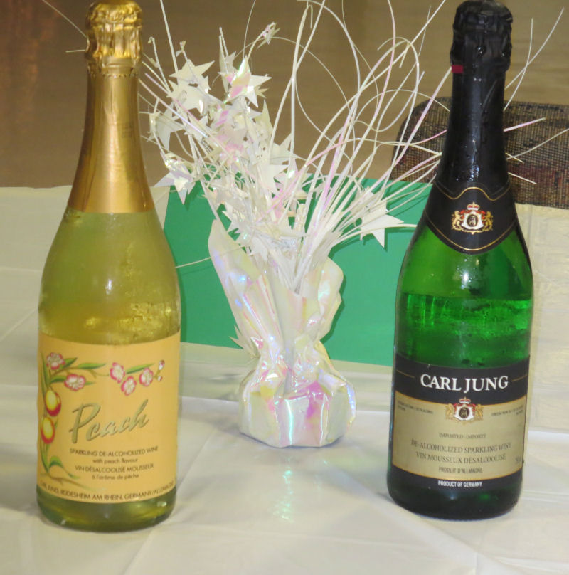 2 Sparkling Wines: