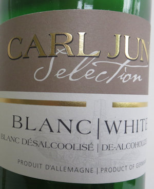 White Prem/Blend Non Alcoholic wine