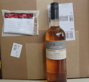 1 Case of 12 Rose Prem/Blend