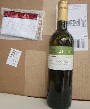 1 Case of 12  Chardonnay