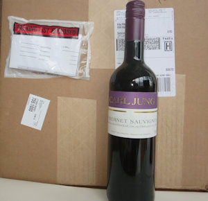 1 Case of 12 Cabernet Sauvignon