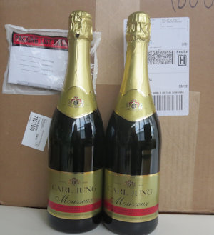 2 Cases (24 btles) Sparkling White (Mousseaux)