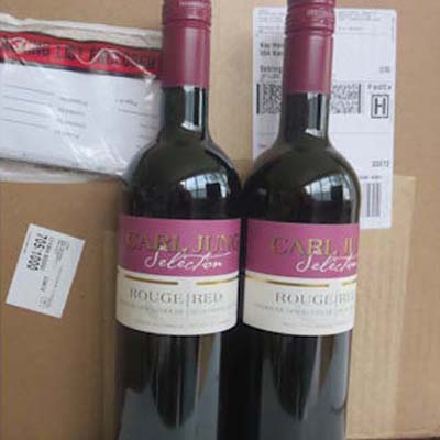 2 Cases (24 btles) Red Alcohol Free Wine