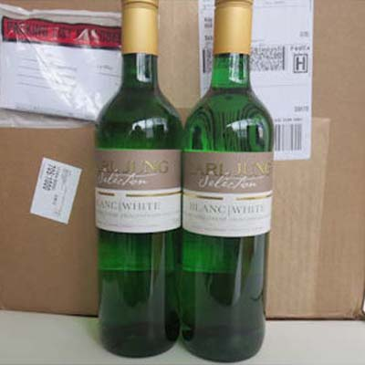 2 Cases (24 btles) White Prem/Blend