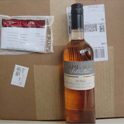 1 Case of 12 Non Alcoholic Rose Prem/Blend