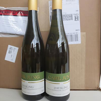 2 Cases (24 btles) Riesling Non Alcoholic Wine
