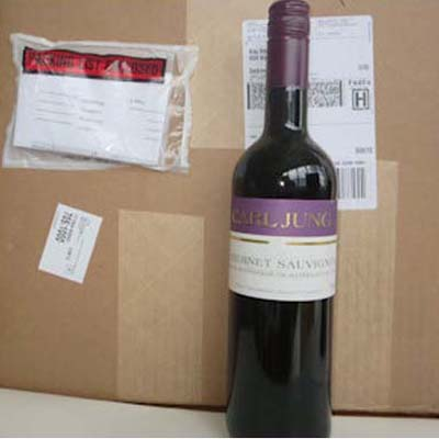 1 Case of 12 Cabernet Sauvignon Alcohol Free Wine