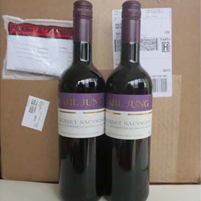 2 Cases (24 btles) Cabernet Sauvignon Alcohol Free Wine