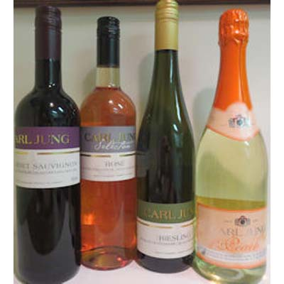Trial Pack of 4 Alcohol Free Wines